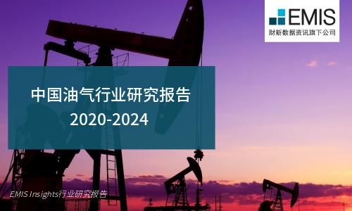 中国油气行业研究报告 2020-2024